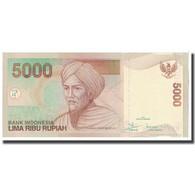Billet, Indonésie, 5000 Rupiah, 2001, KM:142a, TTB+ - Indonésie