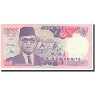 Billet, Indonésie, 10,000 Rupiah, 1992, KM:131a, SPL - Indonésie
