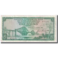 Billet, Scotland, 1 Pound, 1963, 1963-08-01, KM:269a, TB - [ 3] Scotland