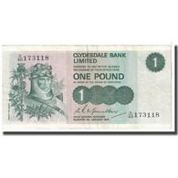 Billet, Scotland, 1 Pound, 1975, 1975-01-06, KM:204c, TTB - [ 3] Scotland