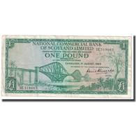 Billet, Scotland, 1 Pound, 1963, 1963-08-01, KM:269a, TB+ - Ecosse