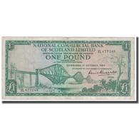 Billet, Scotland, 1 Pound, 1964, 1964-10-01, KM:269a, TB - Ecosse