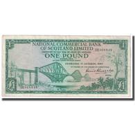 Billet, Scotland, 1 Pound, 1964, 1964-10-01, KM:269a, TB+ - Ecosse