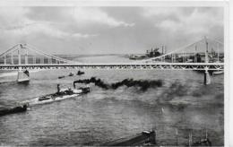 AK 0047  Rheinbrücke Krefeld-Uerdingen / Verlag Krapohl Um 1955 - Brücken
