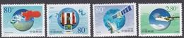 China People's Republic Scott 3066-3069 2000 World Meteorological Organization, Mint Never Hinged - 1949 - ... People's Republic