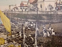 CPA Postcard Brazil Brasil - MANAUS MANAOS - Mercado Publico Lado Do Rio Negro - Manaus