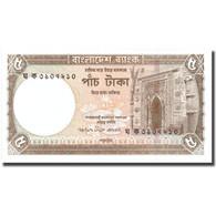 Billet, Bangladesh, 5 Taka, 1978, KM:20a, NEUF - Bangladesh