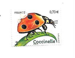 Coccinelle 5147 Oblitérée 2017 - France