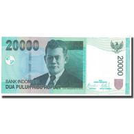Billet, Indonésie, 20,000 Rupiah, 2000, KM:144a, SPL - Indonésie