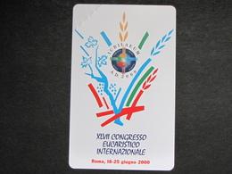 VATICANO SCV 72 - 6072 C&C - XLVII CONGRESSO EUCARISTICO INTER. 2000 - NUOVA - Vaticano