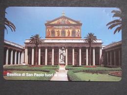 VATICANO SCV 70 - 6070 C&C - BASILICA SAN PAOLO FUORI LE MURA - NUOVA - Vaticano
