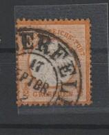 Deutsches Reich MNr. 14 Gestempelt - Germany