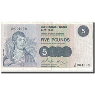 Billet, Scotland, 5 Pounds, 1976, 1976-02-02, KM:205c, TTB - Scozia