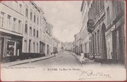 Wavre Waver La Rue De Namur Geanimeerd Animee - Wavre
