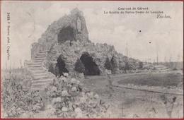 Essen Esschen 1907 Sint St-Gerardus Gesticht Grotte  La Grot OLV ZELDZAAM De Notre Dame De Lourdes  Couvent St Gerard - Essen