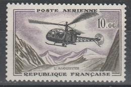 FRANCE 1960   POSTE AERIENNE  PA  41    NEUF **  ALOUETTE    COTE 16 € - Poste Aérienne