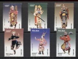 Vietnam 2002 Opera Costumes MUH - Vietnam