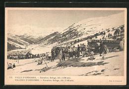 AK Vallee D'Andorra, Envalira Refugi - Andorra