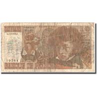 France, 10 Francs, 10 F 1972-1978 ''Berlioz'', 1974, 1974-02-07, B - 1962-1997 ''Francs''