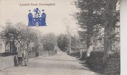 LAXFIELD ROAD , FRESSINGFIELD - Angleterre