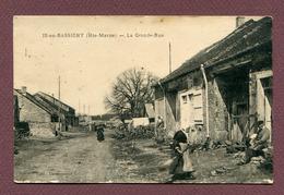 """IS-EN-BASSIGNY (52) : """" LA GRANDE RUE """" - Autres Communes"""