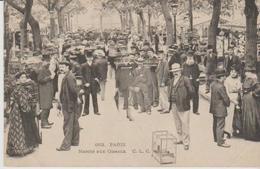 75 ( Le Marche Aux Oiseaux  ) - Petits Métiers à Paris