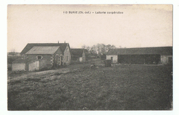 BURIE - 17 - LAITERIE COOPERATIVE , CHARENTE INFERIEURE - France