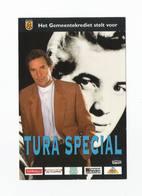 WILL TURA - TURA SPECIAL - Fotokaart - Gemeentekrediet - Radio 2 (6022) - Chanteurs & Musiciens