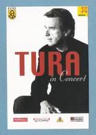 WILL TURA - TURA IN CONCERT - Fotokaart - Gemeentekrediet - Radio 2 - Telenet (6023) - Chanteurs & Musiciens