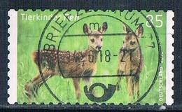 2018  Tierkinder - Rehkitz  (selbstklebend) - [7] Federal Republic