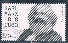 2018  200. Geburtstag Von Karl Marx - BRD