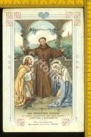 San Francesco D' Assisi VII Centenario 1921 - Santini