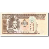 Billet, Mongolie, 50 Tugrik, 2000, KM:64a, SPL - Mongolie