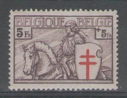 BELGIQUE:  N°400 *      - Cote 135€ - - Belgien