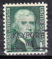 USA Precancel Vorausentwertung Preo, Locals Washington, Keyport 835,5 - Vereinigte Staaten