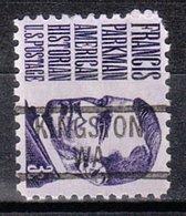 USA Precancel Vorausentwertung Preo, Locals Washington, Kingston 839 - Vereinigte Staaten