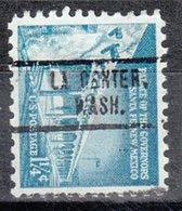 USA Precancel Vorausentwertung Preo, Locals Washington, La Center 735 - Vereinigte Staaten