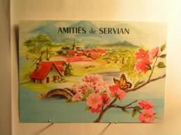 Servian - Amitiés - France