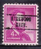USA Precancel Vorausentwertung Preo, Locals Washington, Lakewood 734 - Vereinigte Staaten