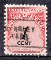 USA Precancel Vorausentwertung Preo, Locals Washington, Langley 703 - Vereinigte Staaten