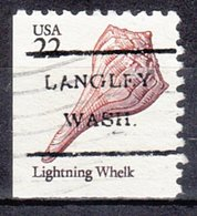 USA Precancel Vorausentwertung Preo, Locals Washington, Langley L-1 TS - Vereinigte Staaten