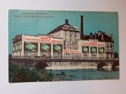 DIJON COTE D'OR - Etablissement Georges AIMÉ - Fabrique De Biscuits, Pain D'Épices Et Confiserie Circulée En 1934 - Dijon