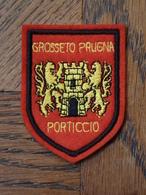 Ecusson à Coudre De Grosseto-Prugna (Corse, 2A) - Patches