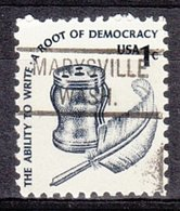 USA Precancel Vorausentwertung Preo, Locals Washington, Marysville 821 - Vereinigte Staaten