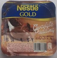 Egypt - Couvercle De Yoghurt Nestle Gold Foil) (Egypte) (Egitto) (Ägypten) (Egipto) (Egypten) Africa - Milk Tops (Milk Lids)