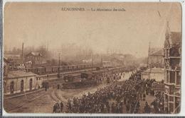 ECAUSSINNES - La Déportation Des Civils - Ecaussinnes