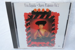 "CD ""Viva Espana"" Nuevo Flamenco Vol. 1 - Music & Instruments"