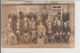 Chambre 12 Du Camp De Nordhausen En 1943   Charles Saudemont (nord) Sur La Photo - Guerra 1939-45