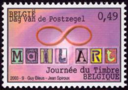 Belgium 3172** Journee Du Timbre  MNH - Belgique