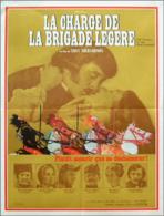 - Charge De La Brigade Legere (La) 1968 - Affiche Originale De Cinéma - A - Affiches